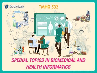 TMHG 532 Special Topics in Biomedical and Health Informatics