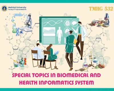TMHG532 Special Topic in Biomedical and Health Informatics System