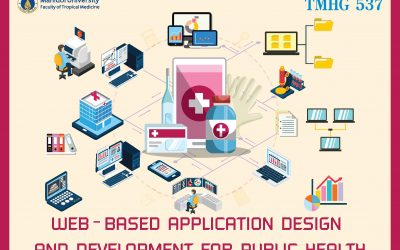 TMHG537 Web-based Application Design and Development for Public Health