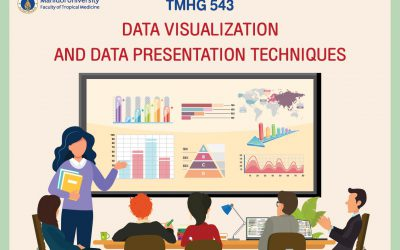 TMHG 543 Data Visualization and Data Presentation Techniques