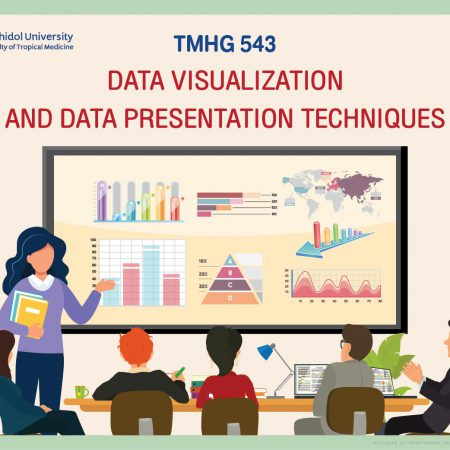 TMHG543 Data Visualization and Data Presentation Techniques