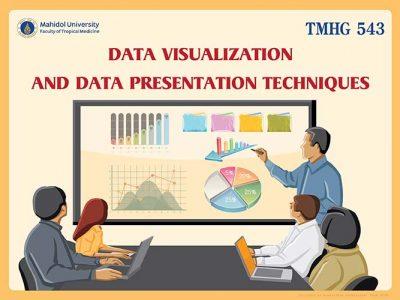 TMHG543 Data Visualization and Data Presentatioin Techniques