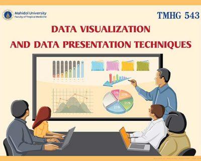 TMHG543 Data Visualization and Data Presentation Techniques
