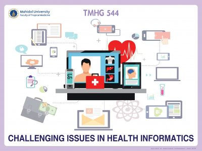 TMHG544 Challenging Issues In Health Informatics