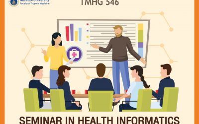 TMHG 546 Seminar in Health Informatics