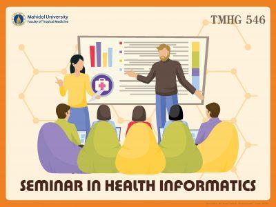 TMHG546 Seminar in Health Informatics