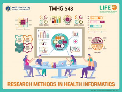 TMHG 548 Research Methods In Health Informatics