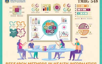 TMHG548 Research Methods In Health Informatics