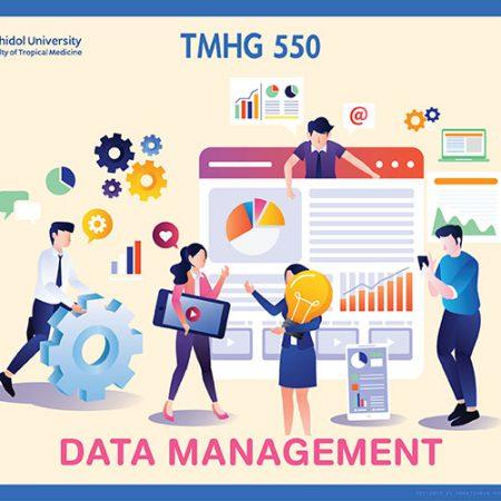 TMHG 550 Data Management