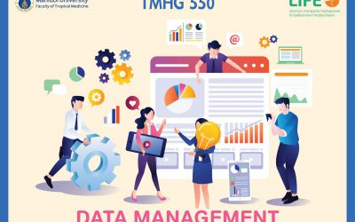 TMHG 550 Data Management