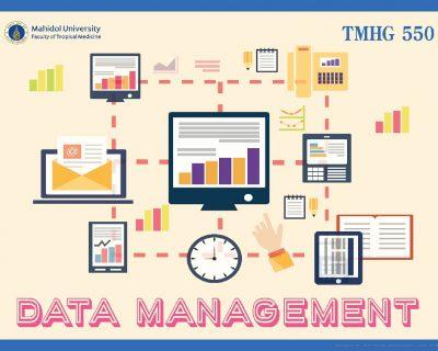 TMHG550 Data Management