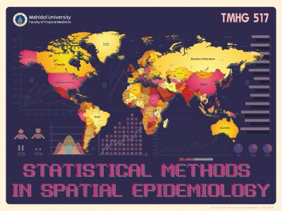TMHG517 Statistical methods in spatial epidemiology